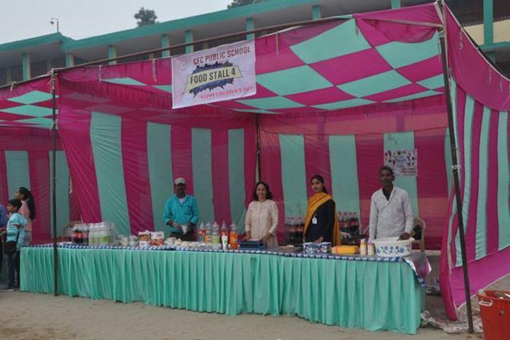C F C Public School-Food Stall