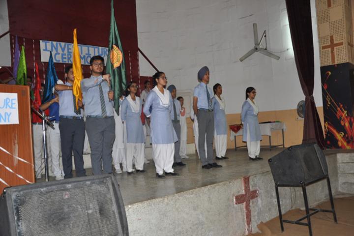 C F C Public School-Investiture Ceremony