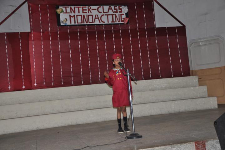 C F C Public School-Mono Acting