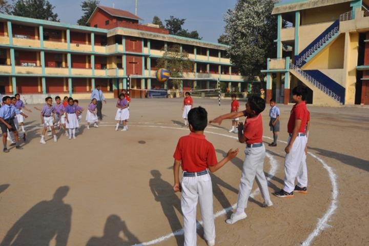 C F C Public School-Sports Day