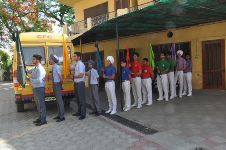 C F C Public School-Transport