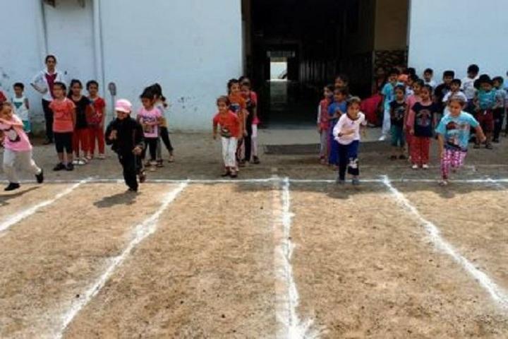 C J S Public School-Sports