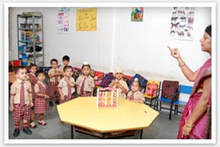 C.M. Public School-Activities