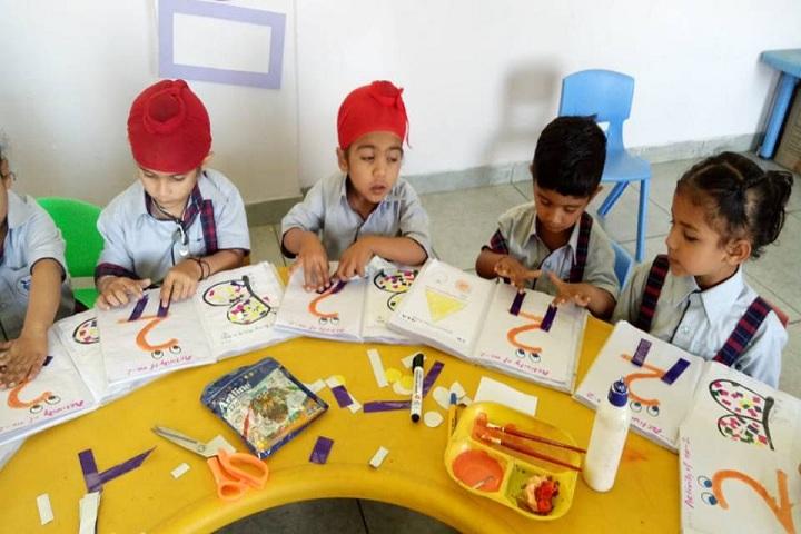 Cambridge Global School-Kids Activity