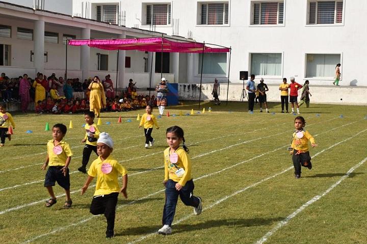 Cambridge Global School-Sports Day