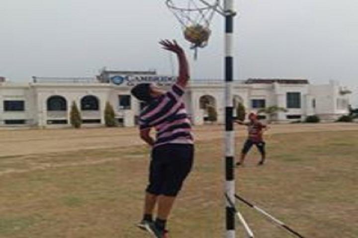 Cambridge Global School-Basket Ball Court