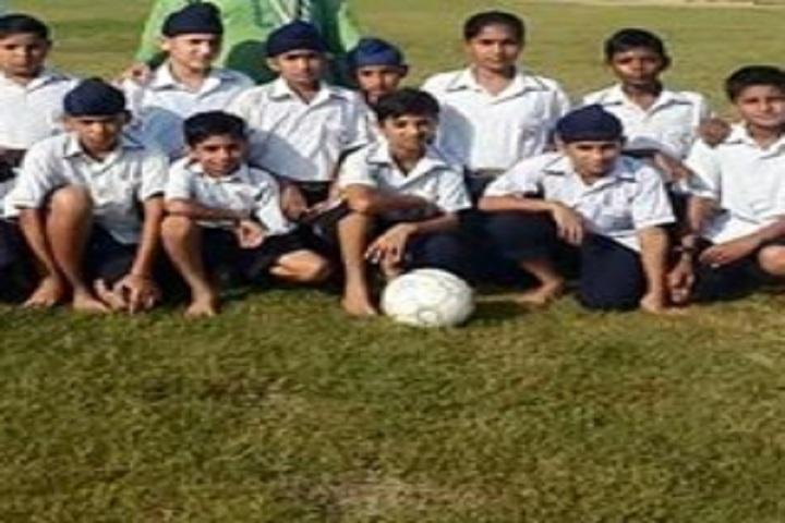 Cambridge Global School-Football Players
