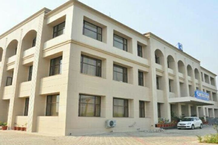 Cambridge International School-Campus