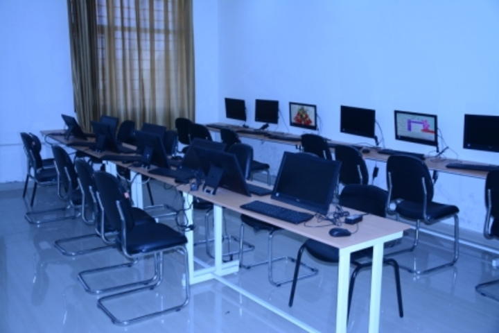 Cambridge International School-Computer Lab