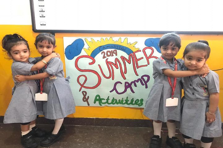 Cambridge International School-Summer Camp