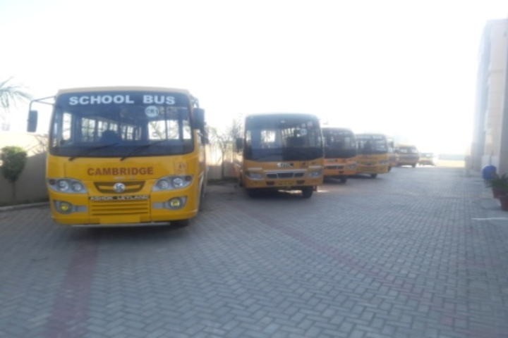 Cambridge International School-Transport