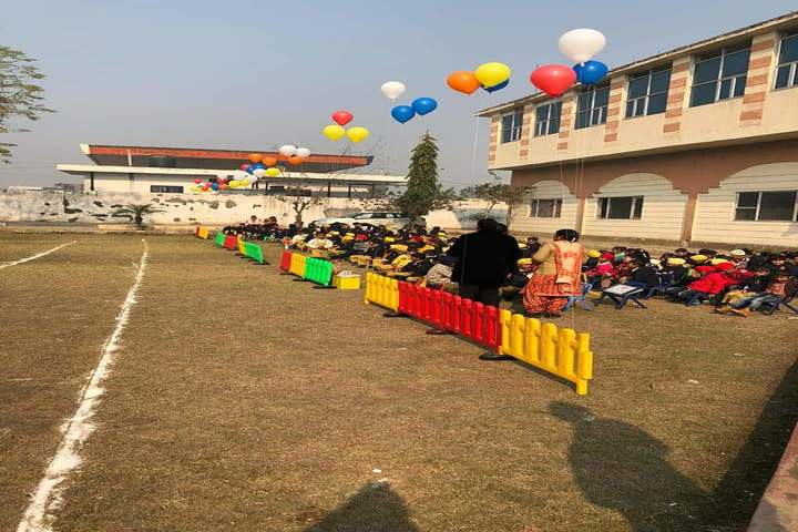 Cambridge International School-Play Ground