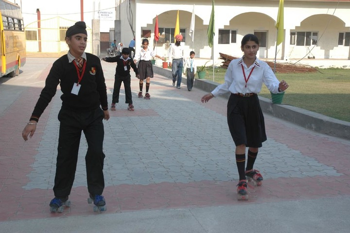 Cambridge International School-Sports