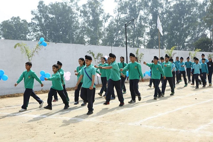 Cambridge International School-Annual Sports Meet