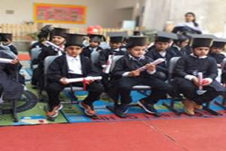 Cambridge International School-Graduation Cermony
