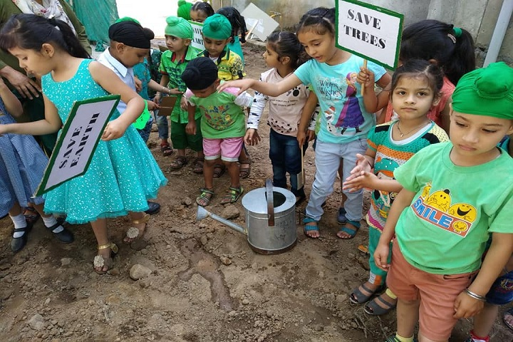 Cambridge International School-World Earth Day