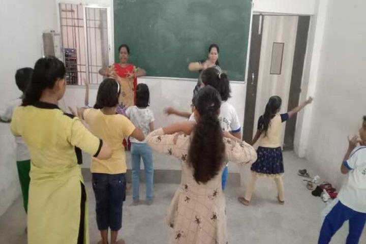 Gyanodaya Gurukul-Dance Room