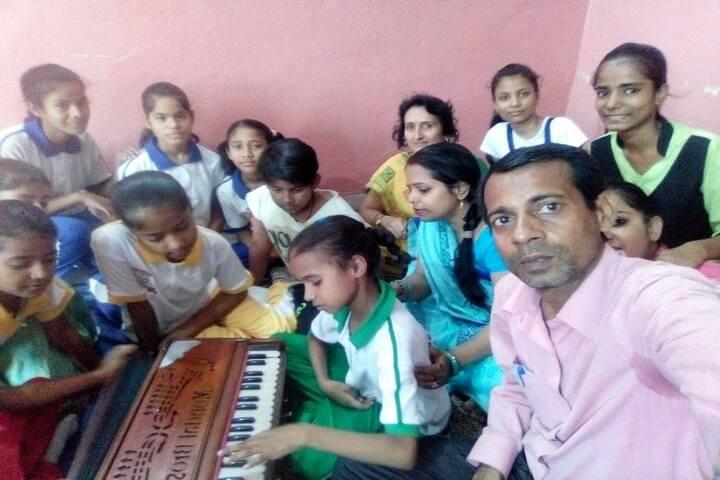 Gyanodaya Gurukul-Music room