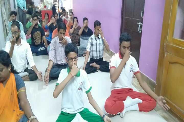 Gyanodaya Gurukul-Yoga