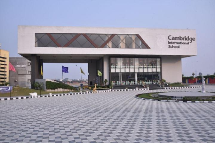 Cambridge International School-School building