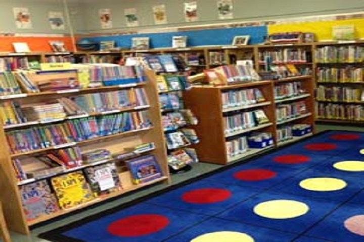 Cambridge International School-Library