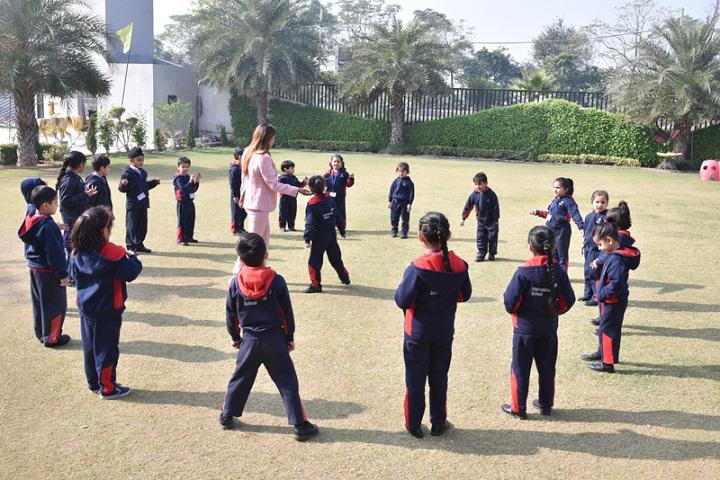 Cambridge International School-Play Ground