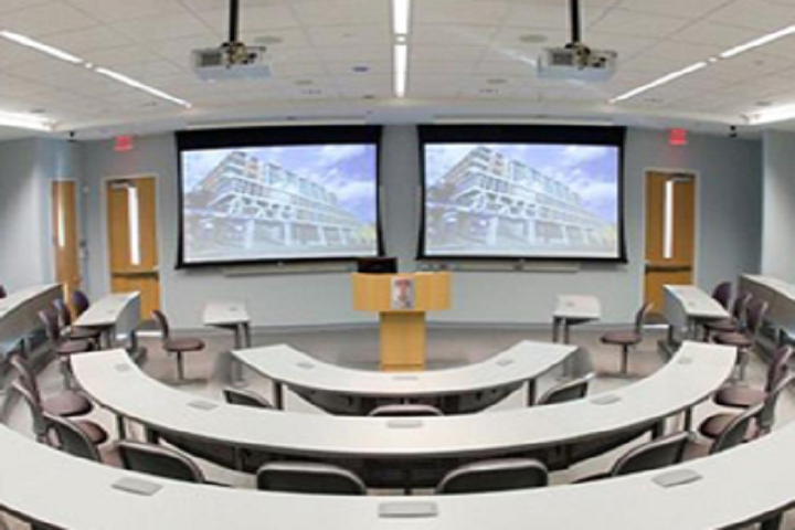 Cambridge International School-Smart Classrooms