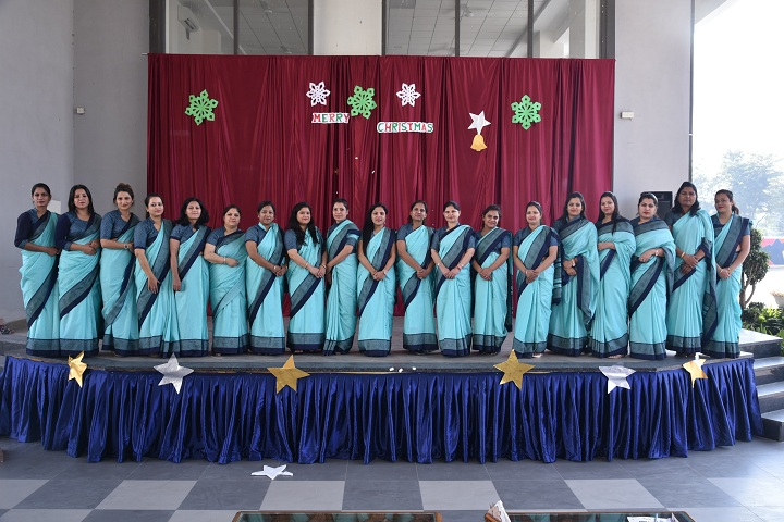 Cambridge International School-Staff