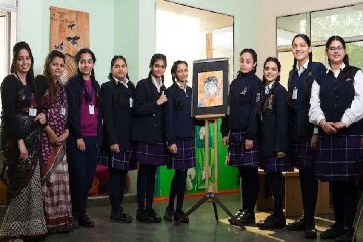 Cambridge International School For Girls- Drawing competition