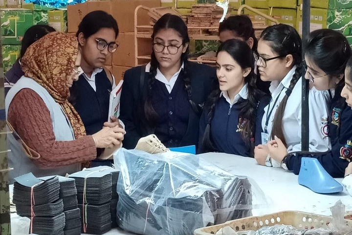 Cambridge International School For Girls-Educations visit