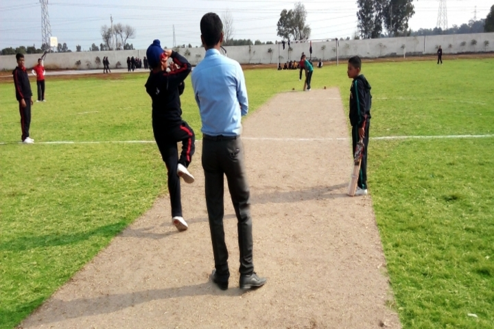 Cambridge Overseas School-Cricket