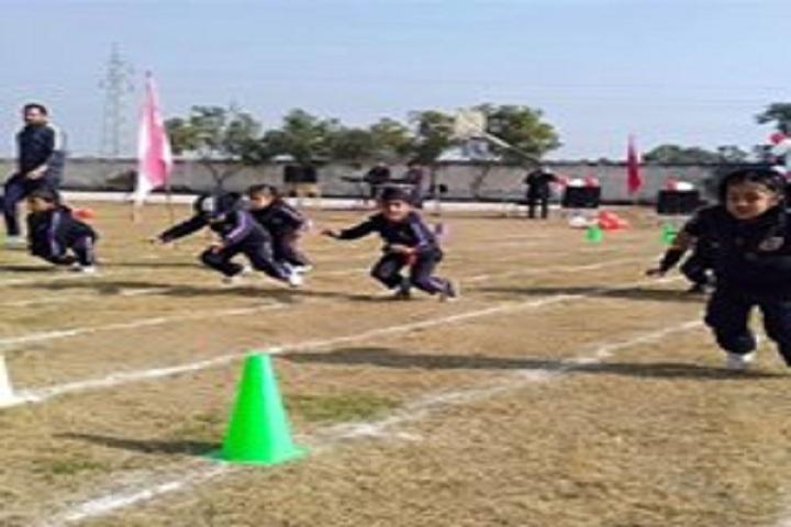 Cambridge Overseas School-Sports Day