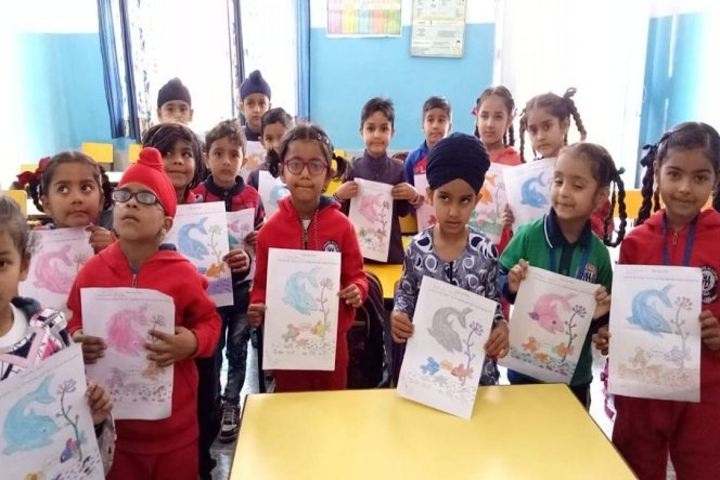 Career Academy-Drawing Competition
