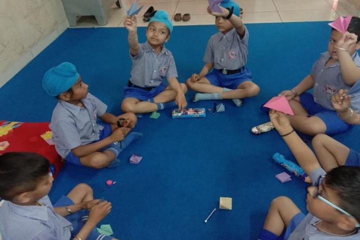 Career Academy School-Activity
