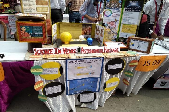 Career Academy School-Inter-School Science Exhibaton