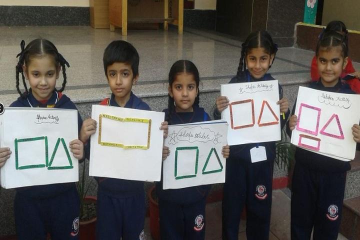 Career Academy School-Maths Activity