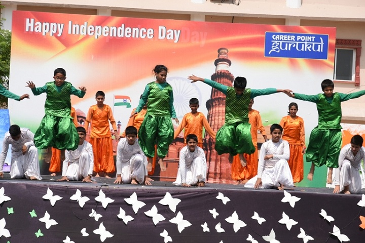 Career Point Gurukul-Independence Day