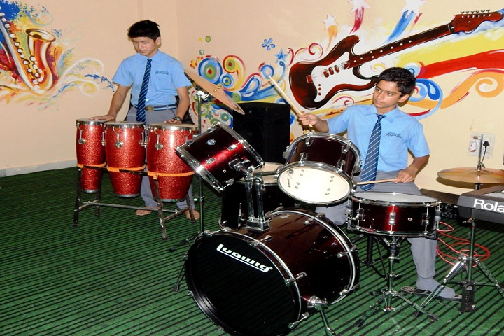 Career Point Gurukul-Music Room