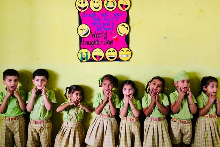 Carol Convent School-Classroom Activity