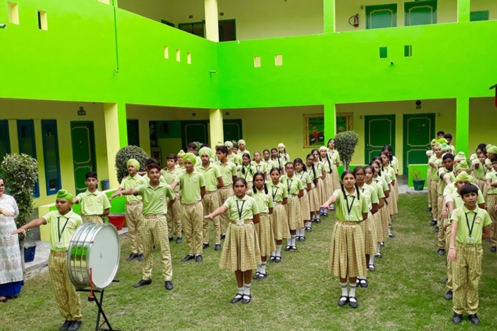 Carol Convent School-Morning Assembly