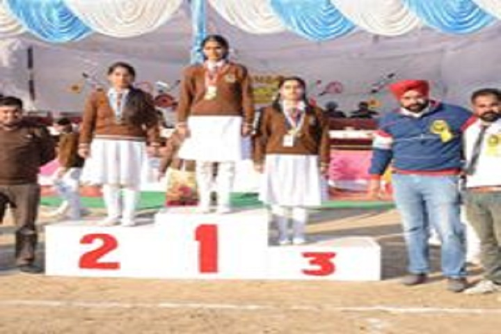 Central Convent School-Annual Sports Day