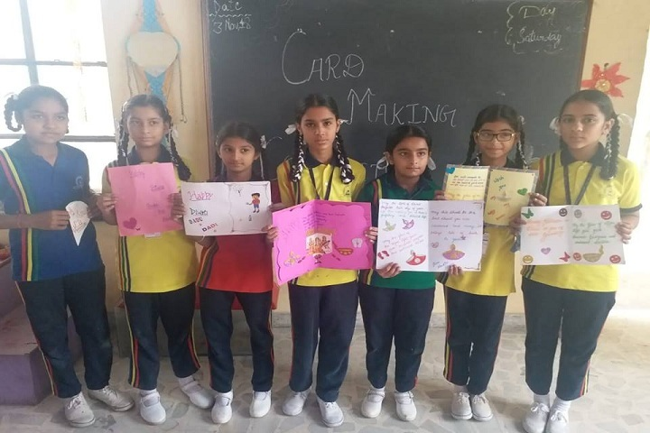 Central Convent School-Art and Craft