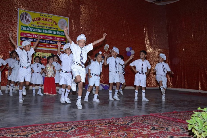 Central Convent School-Grand Parents Day