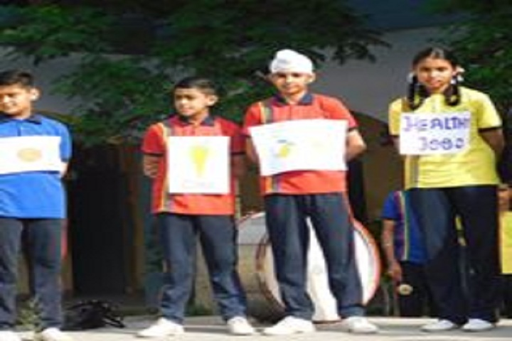 Central Convent School-Role Play