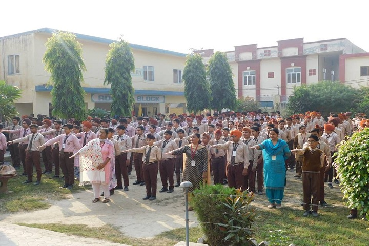 Central Convent School-Special Assembly