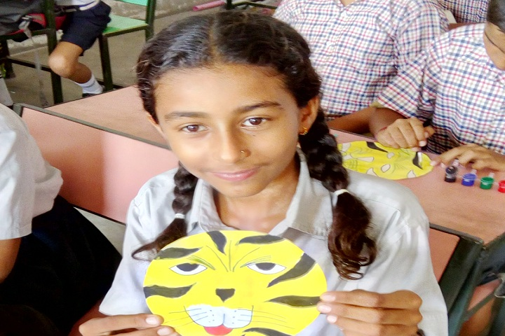 Ch Raghubir Singh Memorial Convent School-Art and Craft