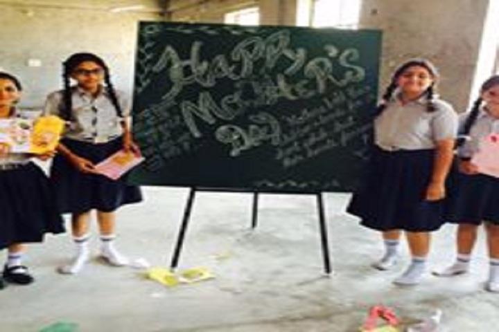 Ch Raghubir Singh Memorial Convent School-Mother's day
