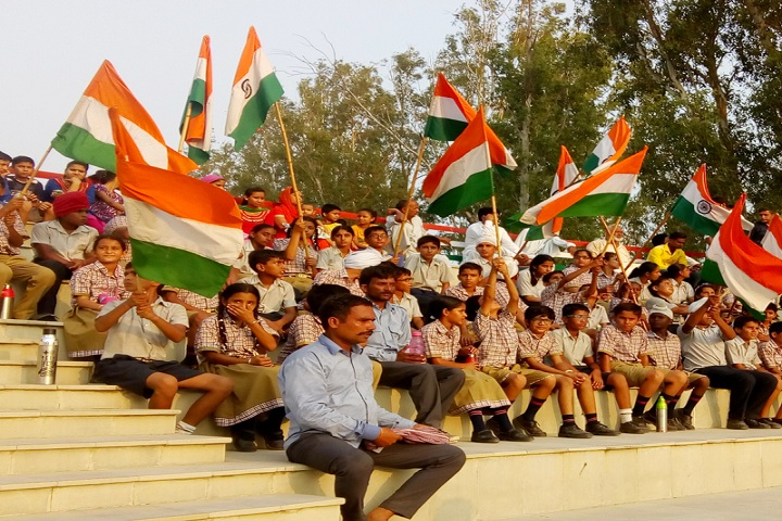 Ch Raghubir Singh Memorial Convent School-Republic Day