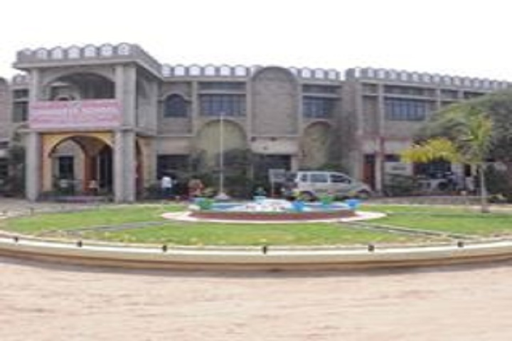 Chanakya School-Campus