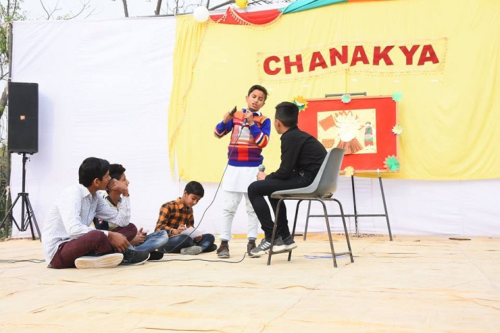 Chanakya School-Drama